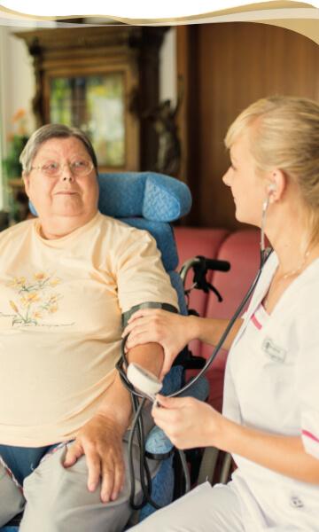 24 Stunden Betreuung - Pflege im Asklepia Seniorenzentrum